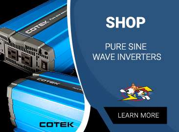 Shop Pure Sine Wave Inverters