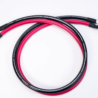 2 foot 1/0 AWG Battery Cable