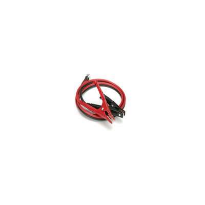 8 foot 1/0 AWT Alligator Clamp Inverter Cables