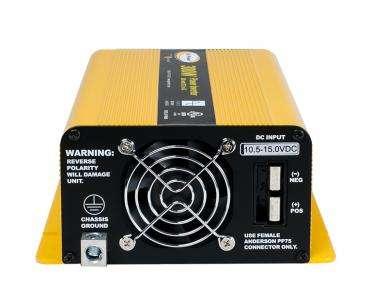Go Power GP-SW300-24 Back