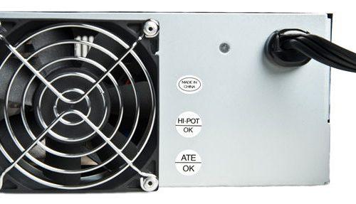 Powermax PM3-100 Rear