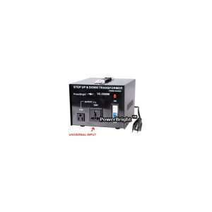 Power Bright VC-3000W Voltage Transformer