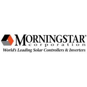Morningstar Solar Charge Controllers & Inverters
