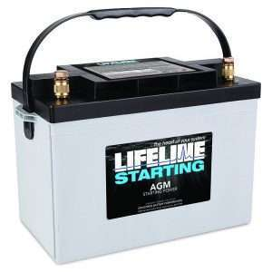 Lifeline Starting Batteries