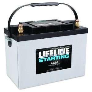 Lifeline Starting Batteries