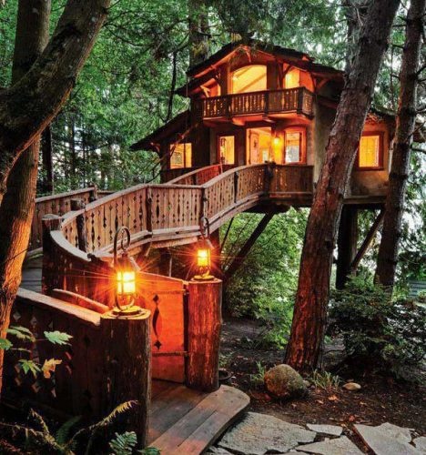 bring power to your tree house without a generator inverters r us