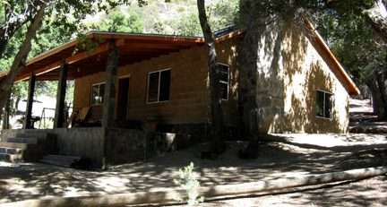 Remote Cabin Inveter