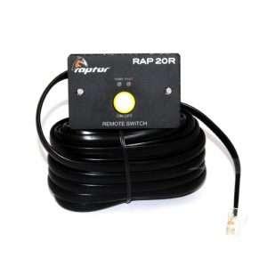 Raptor RAP-20R Remote