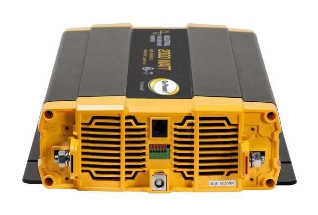 Go Power GP-ISW2000-12 Rear