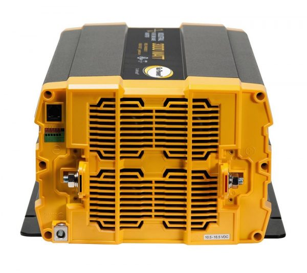 Go Power GP-ISW3000-12 Back