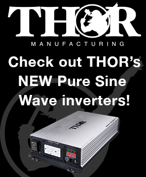 Thor Pure Sine Wave Power Inverters