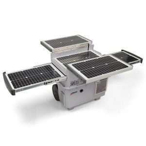 Wagan EL-2547 Solar Cube Plus