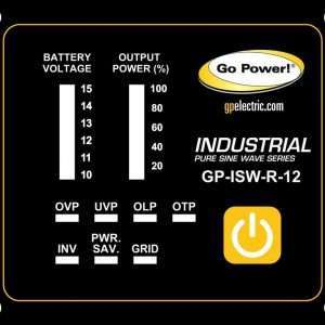 Go Power GP-ISW-R Inverter Remote
