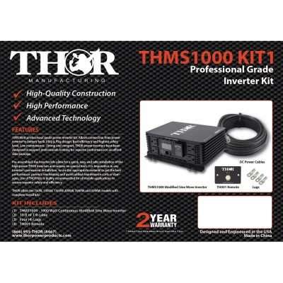 Thor THMS1000 KIT1 Complete Kit