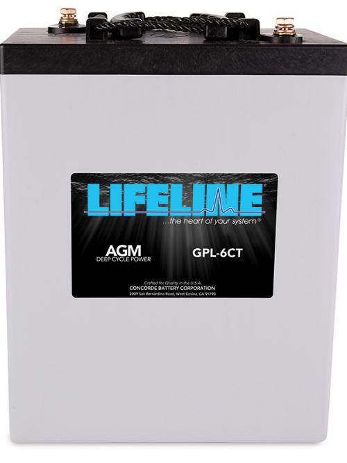 Lifeline GPL-6CT