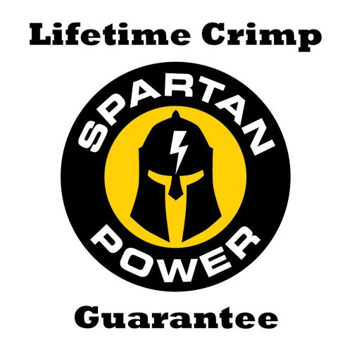 lifetime cable crimp guarantee
