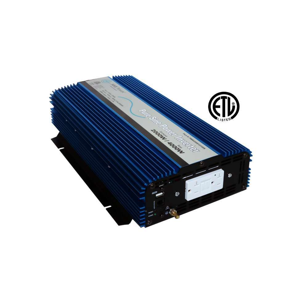 2000 Watt 12v Pure Sine Wave Power Inverter By Aims Pwri200012120s Circuit Diagram In Addition