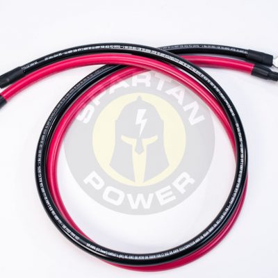 Spartan Power Battery Cables