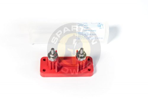400A Fuse holder and cover IRU