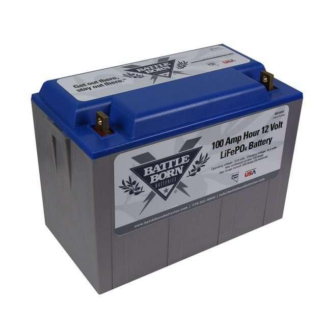 Battle Born BB10012 Battery
