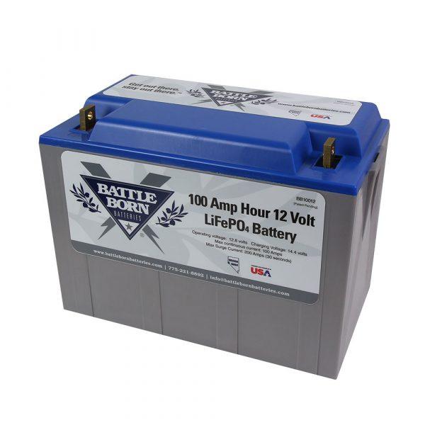 Battle Born BB10012 LiFePO4 Battery