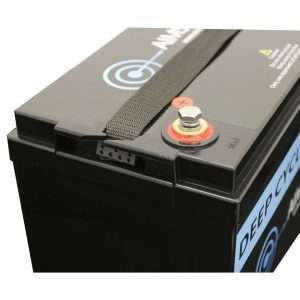 Aims LFP12V100A LiFePO4 Battery