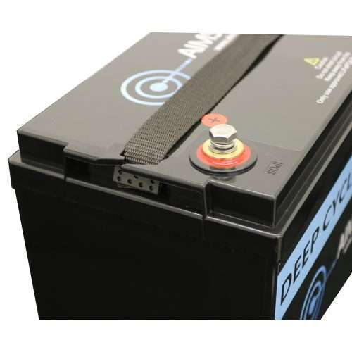 Aims LFP12V100A LiFePO4 Battery