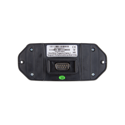 SmartSolar MPPT Pluggable Display Rear