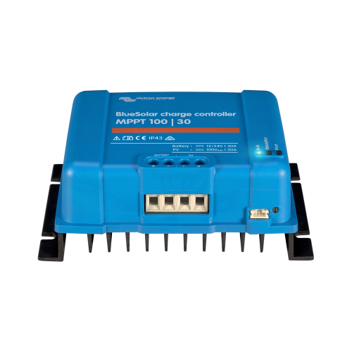Victron 100-30 charge controller Input