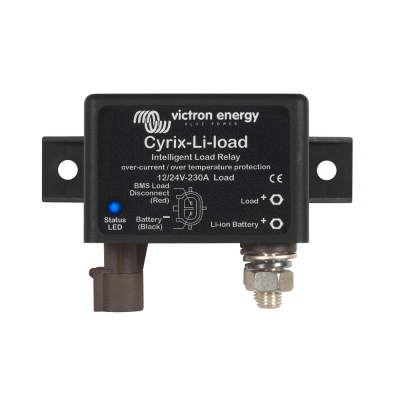 Victron Cyrix-Li-Load 12-24V-230A Intelligent Load Relay