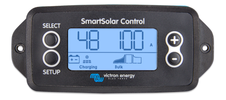 Optional SmartSolar Display