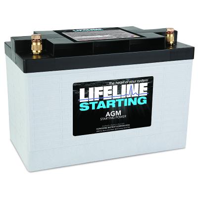 Lifeline GPL-3100T Starting Battery