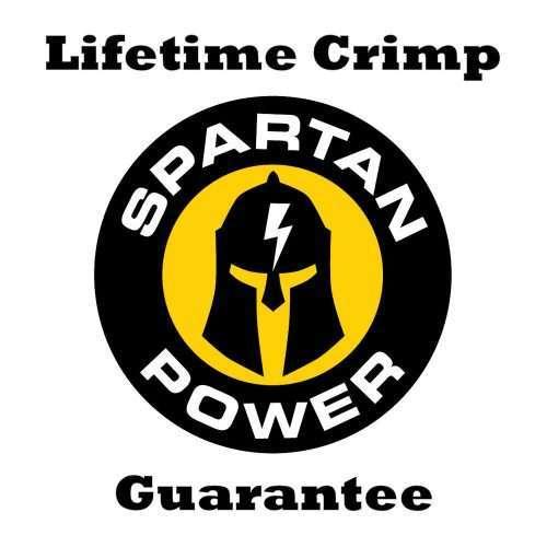 lifetime crimp guarantee