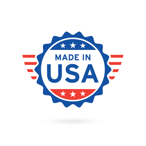 Made in USA New