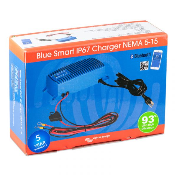 Victron IP67 Battery Charger Box