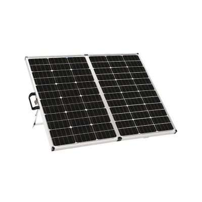 140 watt portable solar kit