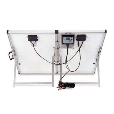 Zamp regulated 140 watt portable kit