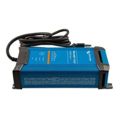 Victron IP22 Battery Charger Side