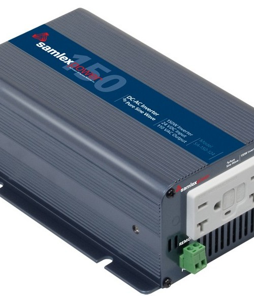 Samlex 150 Watt 24 Volt Pure Sine Wave Inverter