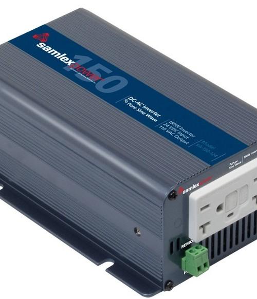 Samlex 150 Watt 24 Volt Pure Sine Wave Inverter